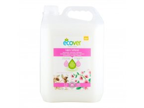 Ecover Aviváž pro všechny druhy tkanin Květy jabloně a mandle 5 l