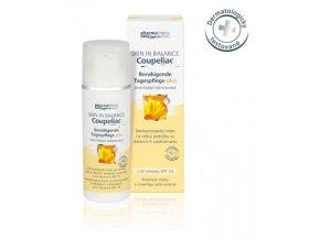 Skin in balance Coupeliac Zklidňující denní krém proti zčervenání a kuperóze 50 ml