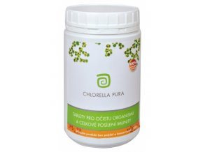Chlorella Pura dóza 500 g