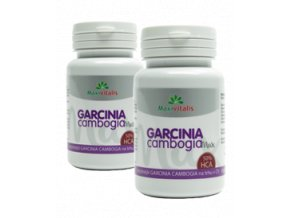 Maxivitalis Garcinia Cambogia Max 2x 60 tob.