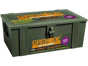 Grenade .50 Calibre Pre-Loaded (berry blast) 580 g