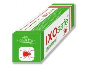 Alfa Vita IXOsafe Animal - set na odstranění klíštěte z těla zvířete s háčkem