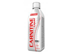Nutrend Carnitin liquid pomeranč 500 ml