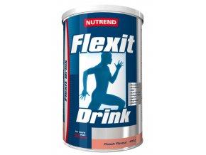 Nutrend Flexit Drink broskev 400 g