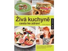 Živá kuchyně, cesta ke zdraví (Judita Wignali)