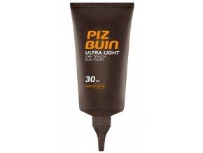 Piz Buin Ultra lehký nemastný fluid na opalování Ultra Light SPF 30 150 ml
