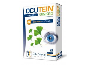 Simply You Ocutein Ginkgo Lutein 15 mg Da Vinci 30 tob.
