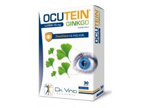 Simply You Ocutein Ginkgo Lutein 15 mg Da Vinci 30 tob. DMT: 30.06.2019