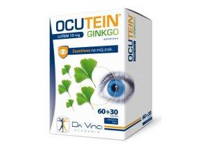 Simply You Ocutein Ginkgo Lutein 15 mg Da Vinci 60 tob. + 30 tob.