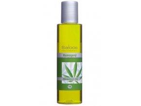 Saloos Konopný - koupelový olej 125 ml