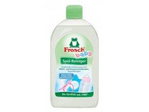 Frosch Baby Mycí prostředek na kojenecké lahve a dudlíky 500 ml