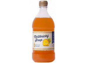 Moštěnický sirup Ananas 700 ml