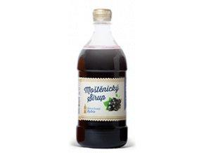 Moštěnický sirup Černý rybíz 700 ml