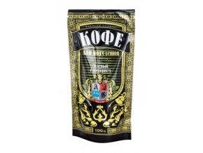 Zelená káva rozpustná s čekankou na podporu hubnutí (granule) 100 g