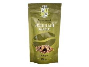Zelená káva rozpustná se zázvorem (granule) 100 g