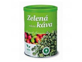 Zelená káva mletá 100 g