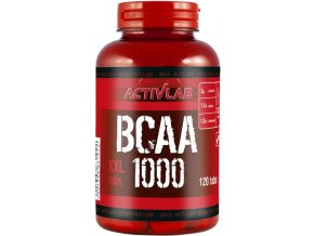 ActivLab BCAA 1000 XXL 120 tbl.