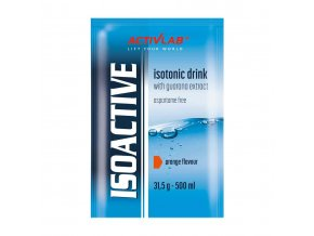 activlab isoactive orange 20