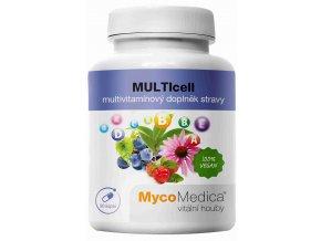 MycoMedica MULTIcell 60 kapslí