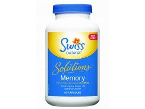 Swiss Solutions Memory 60 kapslí