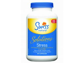 Swiss Solutions Stress 60 kapslí