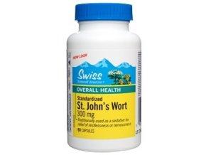 Swiss Třezalka tečkovaná standardizovaná 300 mg 60 kapslí