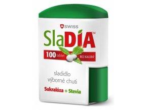 Simply You SlaDIA Swiss sladidlo 100 tbl.
