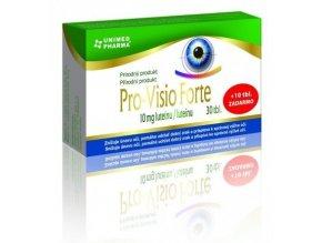 Unimed Pharma Pro-Visio Forte 30 tbl. + 10 tbl. ZDARMA
