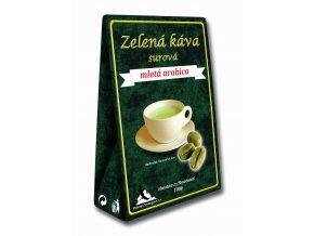 Phoenix Monopol Zelená káva surová 100 g