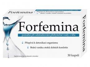Forfemina na odvodnění těla 30 kapslí DMT: 17.08.2020