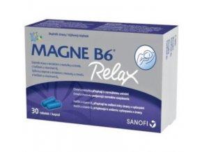 Sanofi Magne B6 Relax 30 tob.