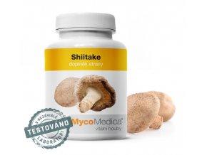 MycoMedica Shiitake 90 kapslí