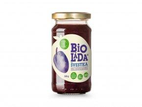Bioláda Švestka - džem výběrový speciální 230g