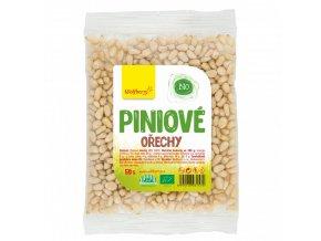 Wolfberry Bio Piniové oříšky 50 g