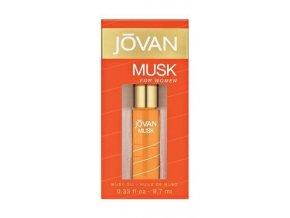 Jovan Musk Oil dámský parfém olej 9,7 ml