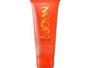 Jovan Musk Oil SG dámský sprchový gel 200 ml