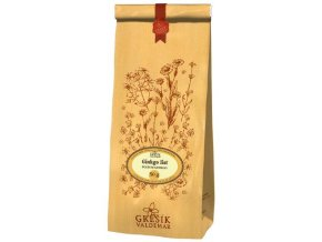 Grešík Ginkgo list 50 g
