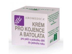 Aromedica Krém pro kojence a batolata 50 ml