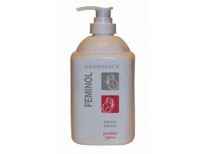 Aromedica Feminol - mycí olej pro intimní hygienu s růžovým olejem 500 ml
