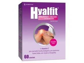 Dacom Pharma Hyalfit + vitamin C 60 tob.+ 30 tob. ZDARMA