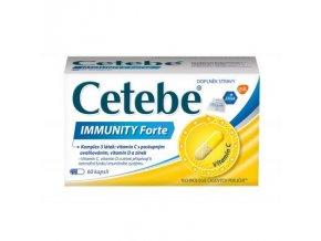 Cetebe Immunity Forte 60 kapslí