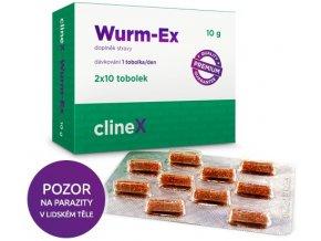 Wurm-Ex 20 tob.