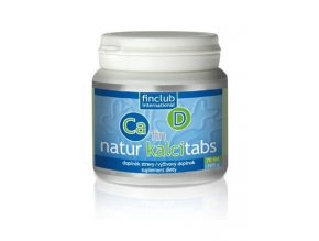 Finclub Fin Natur Kalcitabs 70 tbl.