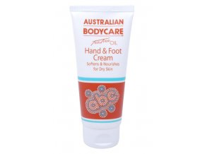 Australian Bodycare Krém na ruce a nohy s olejem Tea Tree 100 ml