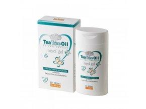 tea tree oil myci gel pro intimni hygienu 200ml