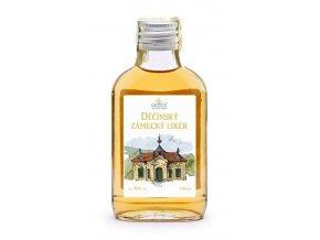Grešík Děčínský zámecký likér