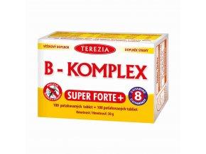 b komplex super forte 100 tablet