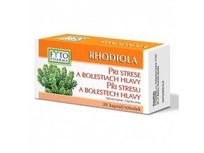 Fytopharma Rhodiola 30 tob.