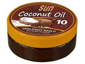 Vivaco Sun Opalovací máslo s kokosovým olejem SPF 10 200 ml