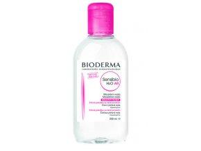 Bioderma Čistící micelární voda na citlivou pleť Sensibio AR H2O 250 ml
